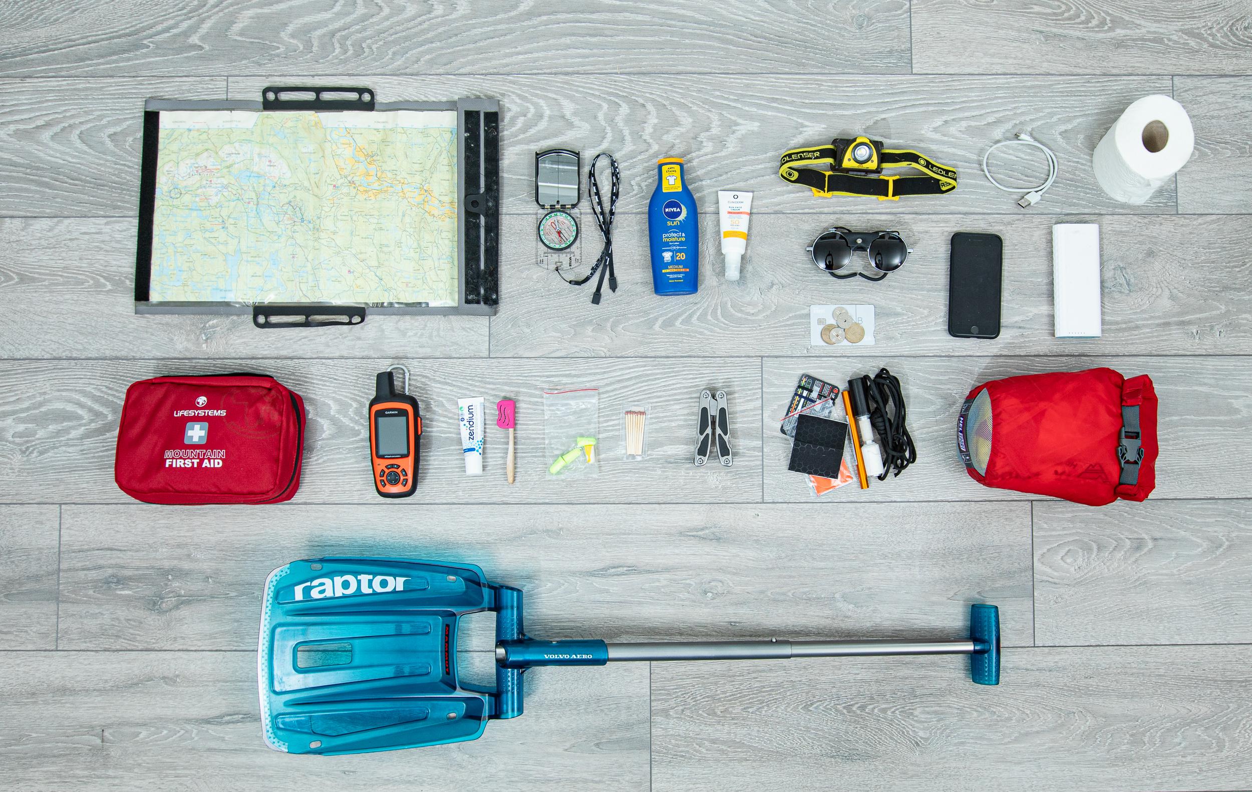 Utstyr og klær jeg bruker SOMMERHØST — Tonje Blomseth